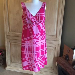 The Limited Pink Sleeveless Dress NWT - Sz 12